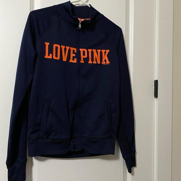 Pink Auburn Sweatshirt